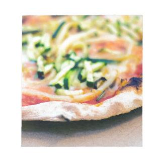 Pizza-12 Notepad