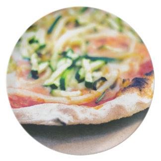 Pizza-12 Plates