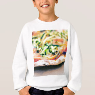 Pizza-12 Sweatshirt