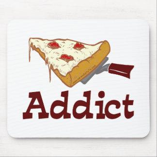 Pizza Addict Mouse Pad