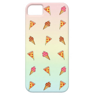 Pizza and Ice Cream Case For The iPhone 5