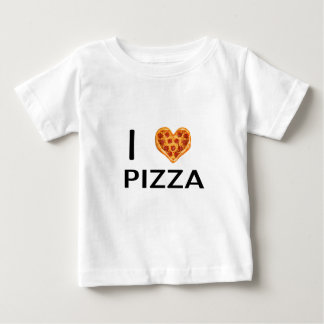 Pizza and love baby T-Shirt