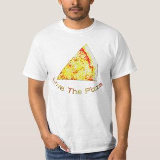 pizza art shirt