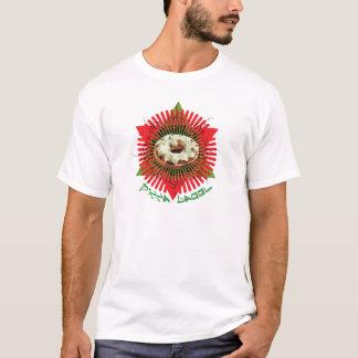 Pizza Bagel : Jewish Italian T-Shirt
