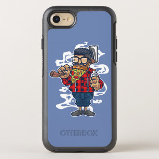 Pizza Beard Otterbox Phone Case