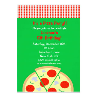 Cooking Birthday Party Invitations Announcements Zazzle Canada