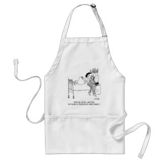Pizza Cartoon 6991 Standard Apron