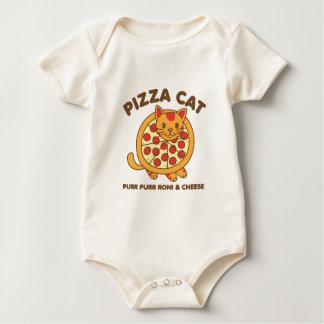 Pizza Cat Baby Bodysuit
