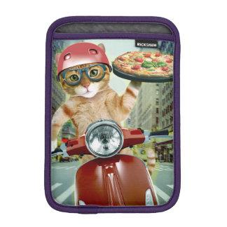 pizza cat - cat - pizza delivery iPad mini sleeve