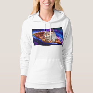 pizza cat - cute cats - kitty - kittens hoodie