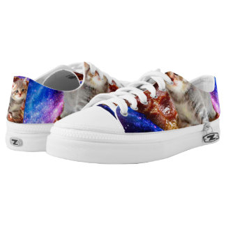 pizza cat - cute cats - kitty - kittens Low-Top sneakers