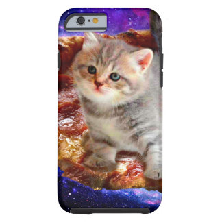 pizza cat - cute cats - kitty - kittens tough iPhone 6 case