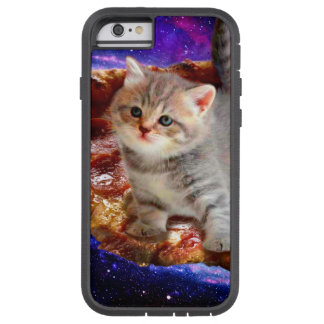 pizza cat - cute cats - kitty - kittens tough xtreme iPhone 6 case