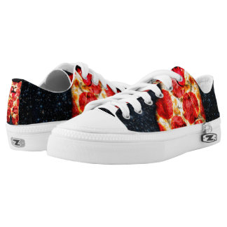 pizza cat - kitty - pussycat Low-Top sneakers