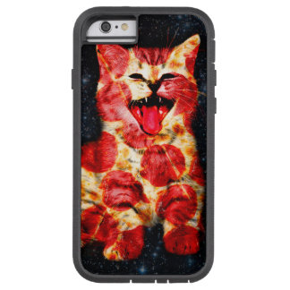 pizza cat - kitty - pussycat tough xtreme iPhone 6 case
