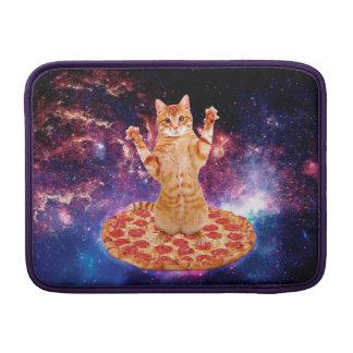 pizza cat - orange cat - space cat MacBook air sleeves
