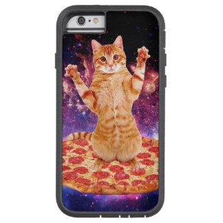 pizza cat - orange cat - space cat tough xtreme iPhone 6 case