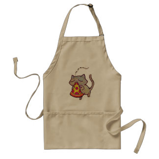 Pizza Cat! Standard Apron