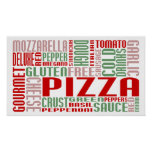 pizza chitChat Poster