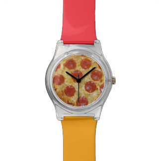 PIZZA custom watches