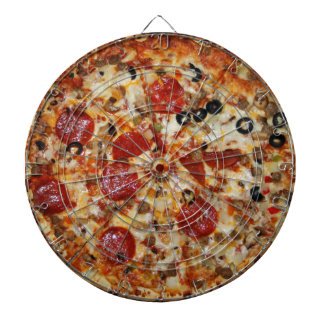 Pizza Dartboard
