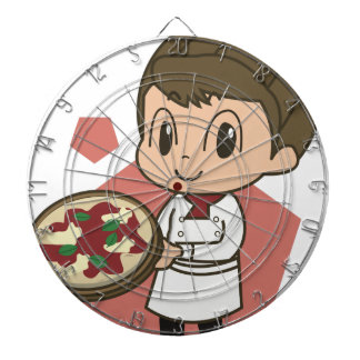 Pizza Delivery Dartboard