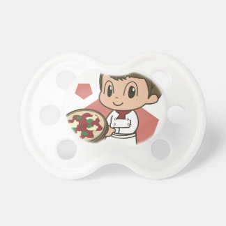 Pizza Delivery Pacifier
