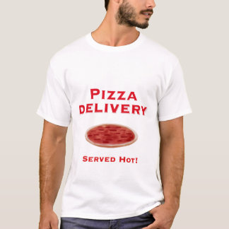 Pizza Delivery T-Shirt for Men