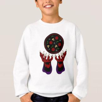 Pizza Demon – Summoner of Deliciousness Sweatshirt