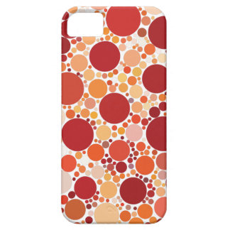pizza dots iPhone 5 cover