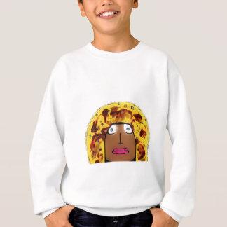 Pizza Face Sweatshirt
