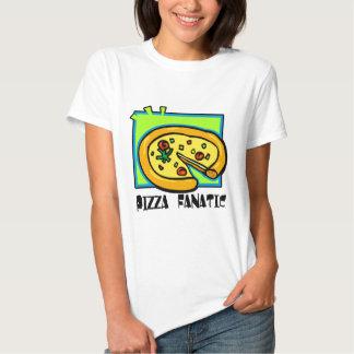 Pizza Fanatic Tee Shirt