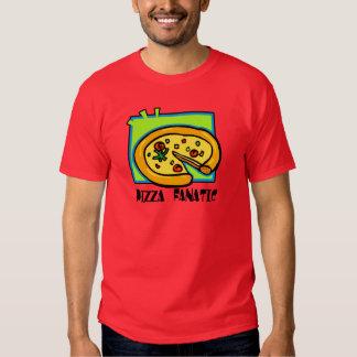 Pizza Fanatic Tee Shirts