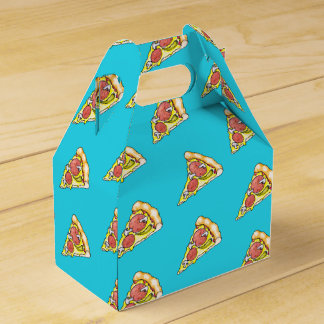 Pizza Favor Box