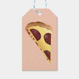 Pizza For The People Pack Of Gift Tags