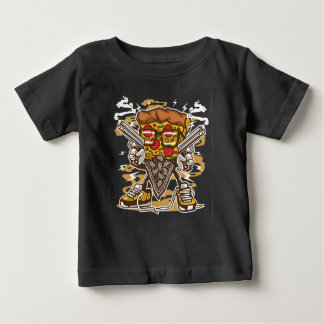 Pizza Gangster Baby's T-Shirt