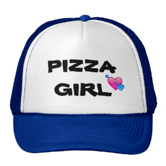 Pizza Girl Hat