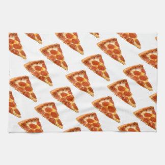 Pizza Hands Kitchen Towel
