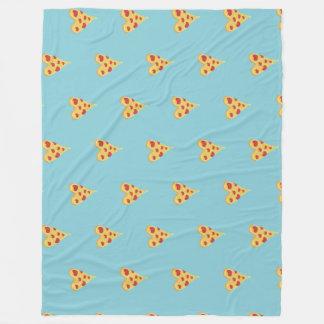 Pizza Heart Blanket