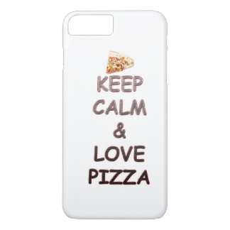 Pizza iPhone 7 Case Image