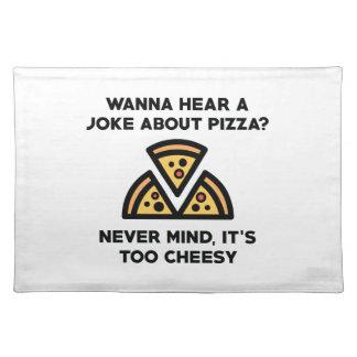 Pizza Joke Placemat