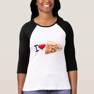 Pizza Love Image T-Shirt