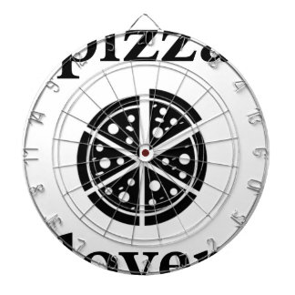 pizza lover dartboard