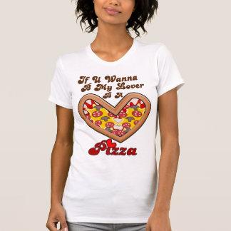 Pizza lover, I love pizza T-Shirt