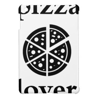 pizza lover iPad mini covers