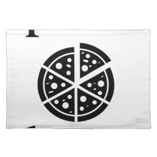 pizza lover placemat