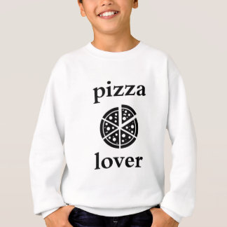 pizza lover sweatshirt