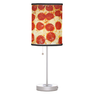 Pizza Lovers Table Lamp