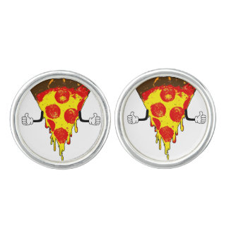 Pizza Loves You! Cufflinks