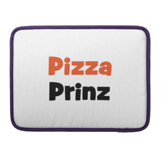 Pizza MacBook Pro Sleeve